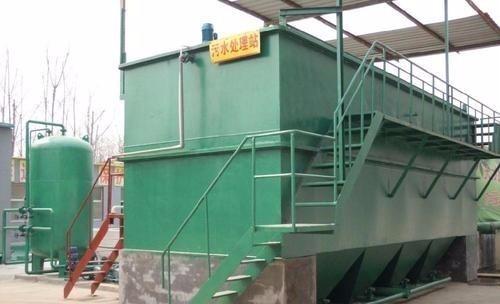 污水处理站设备安装