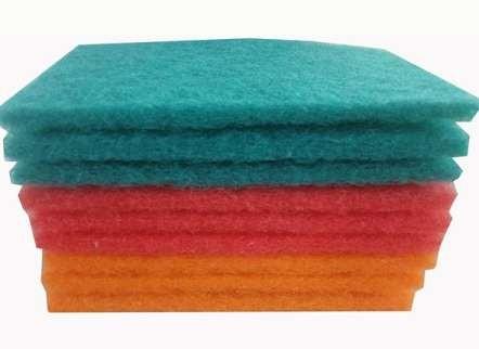如何正确清洗百洁布等洗刷品