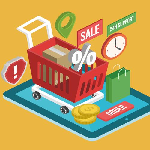 购物商城网站值得关注的点有哪些呢?
