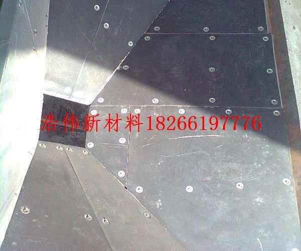 聚乙烯板煤仓衬板