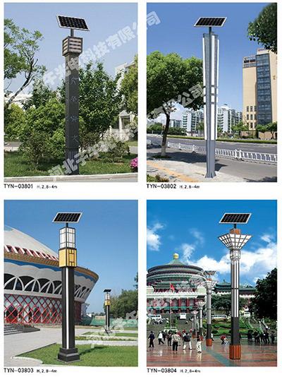 有关太阳能路灯杆改建工程的常见问题