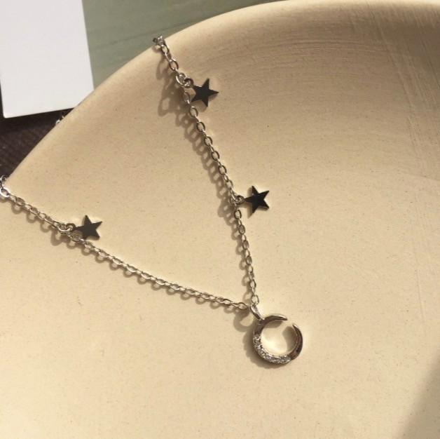 星月童话项链