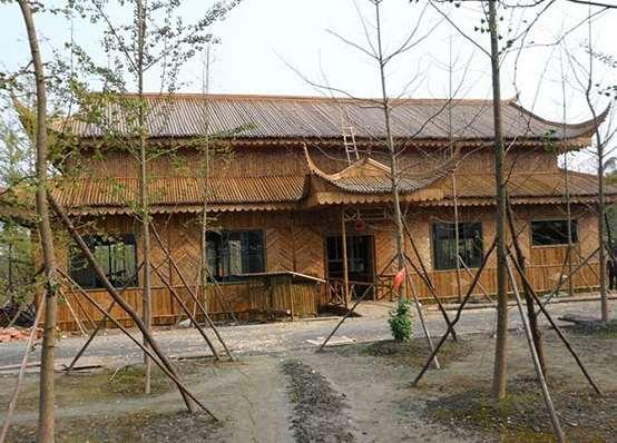 如何建造竹房子