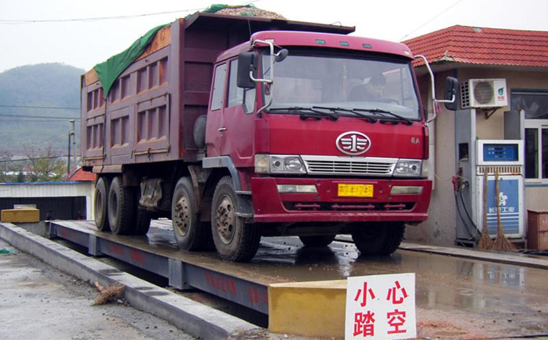 青岛电子汽车衡基础施工要求!