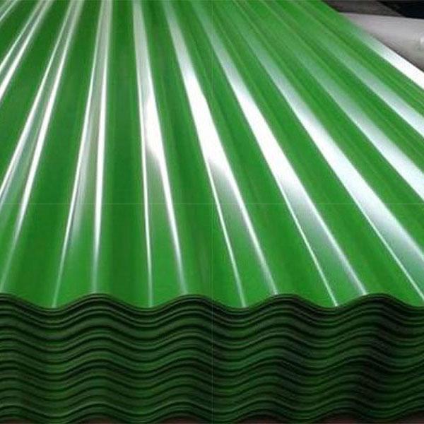 涂层铝卷-铝镁猛金属屋面板