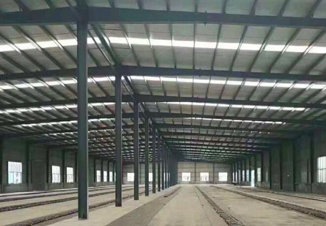 钢结构大棚案例
