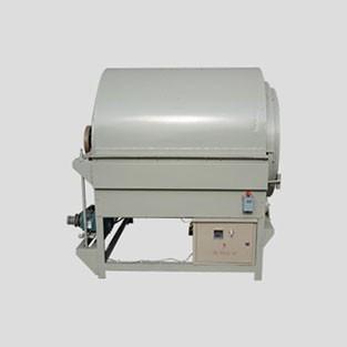 6CCT-100茶叶炒干机