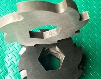 撕碎机刀片的品质是撕碎机的基础