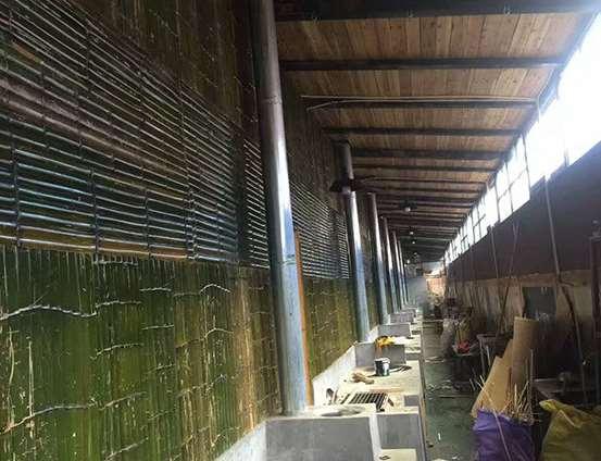 竹木装饰顺应当代绿色建筑的市场