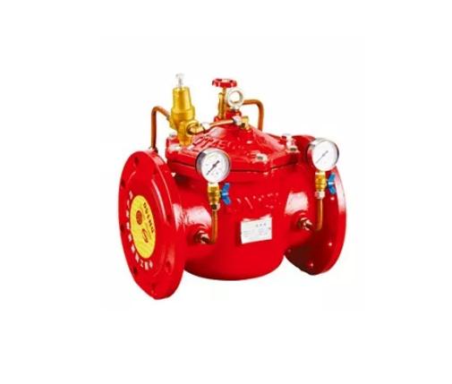 消防减压阀