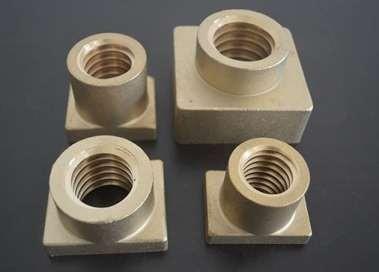 汽车组装电路板使用的铜螺母