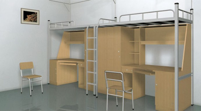 简约学校家具