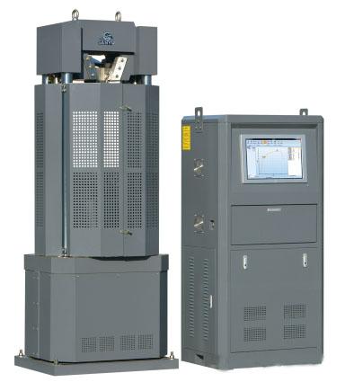 WAW电液伺服材料试验机