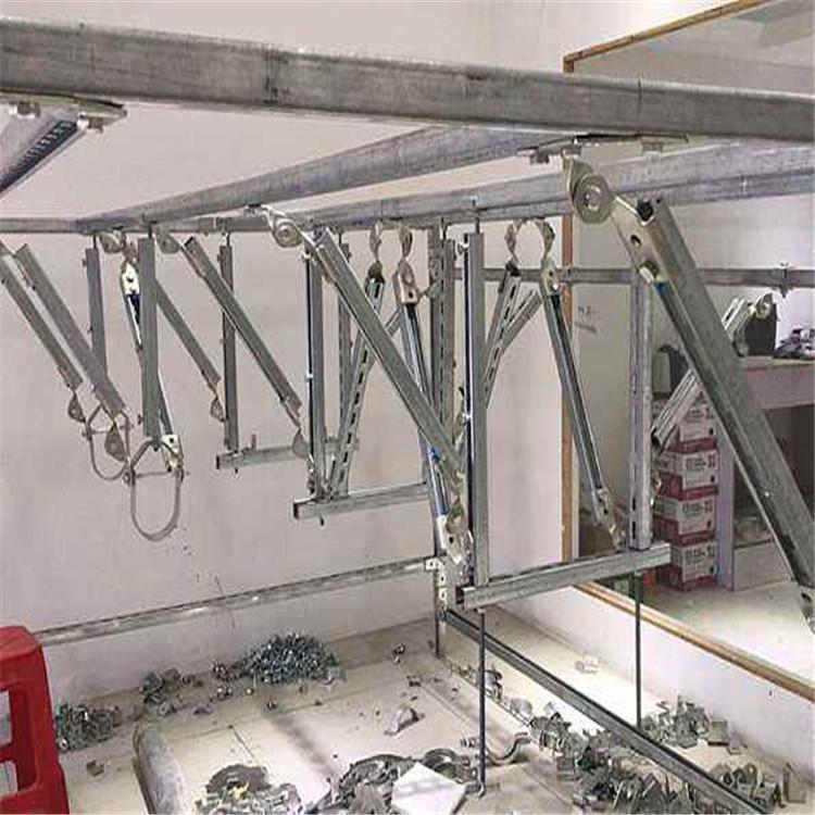 建筑抗震支架需要的配件有哪些