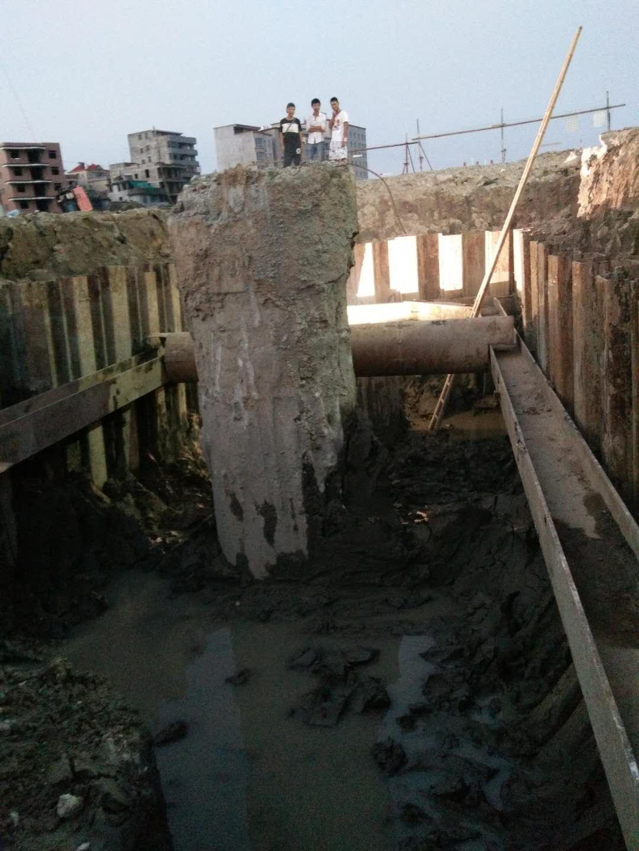 福州钢板桩围堰租赁