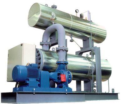 防爆(导热油)循环电加热系统