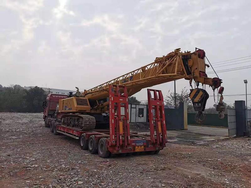 眉山16吨吊车