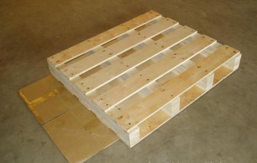 木托盘如何摆放?80%的木托盘厂家都摆错了