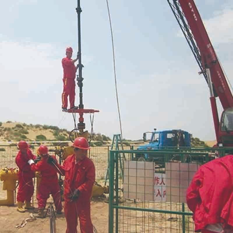 井下设备案例