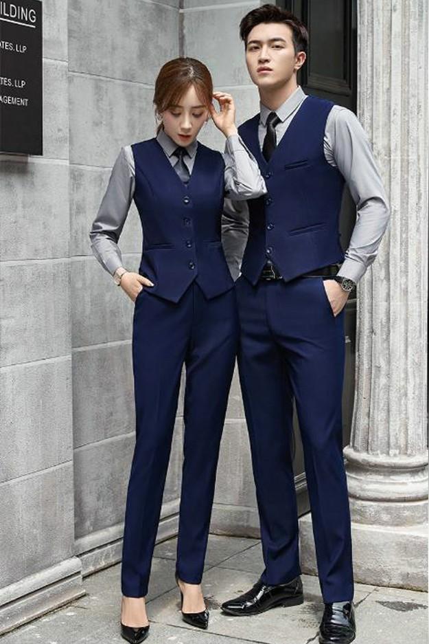 男女職業裝