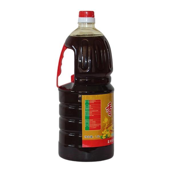 压榨浓香香菜油1.8L