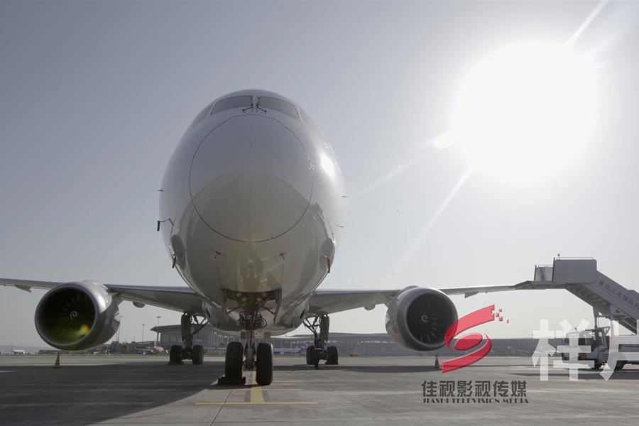 重庆江北国际机场安全服务文化宣传片