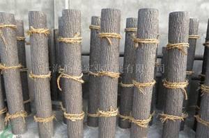 常熟仿杉木水泥桩