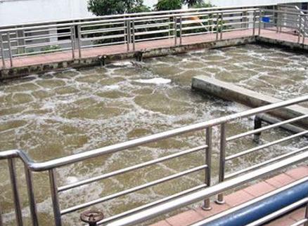 活性碳在水深海纳的污水处理中充分发挥神效