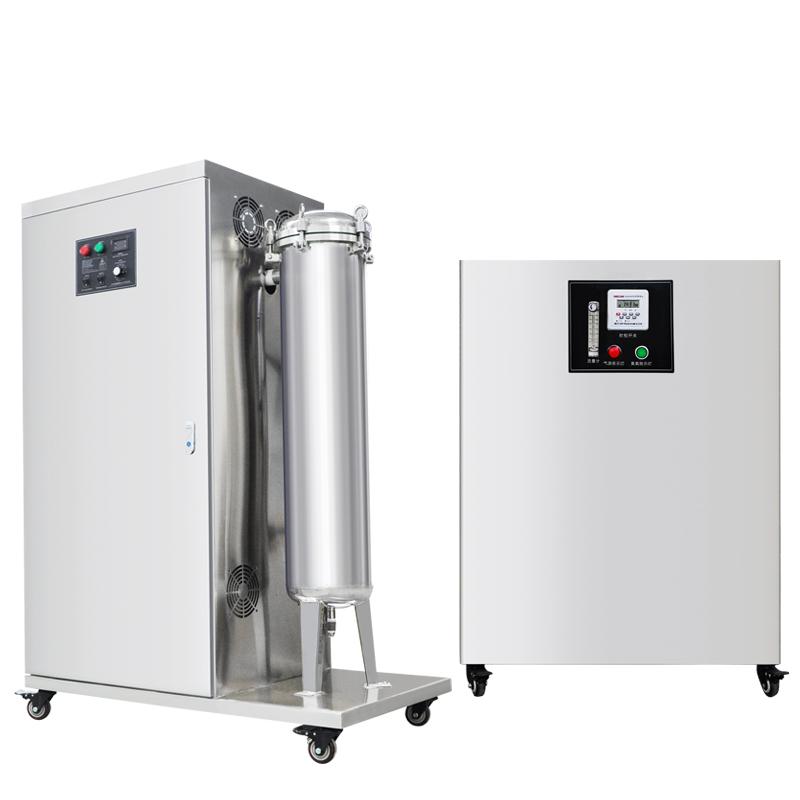 臭氧及臭氧设备的分类和工作原理