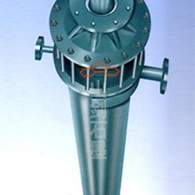 GH floating head tubular graphite heat exchanger