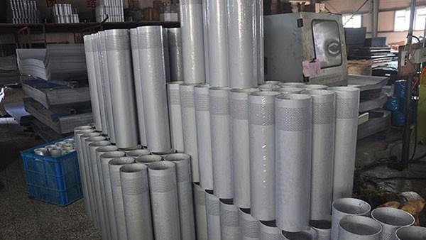 冲孔铝管价格