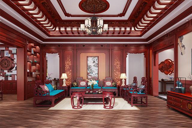 中式设计风格五大优势介绍