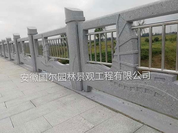 铸造石栏杆案例