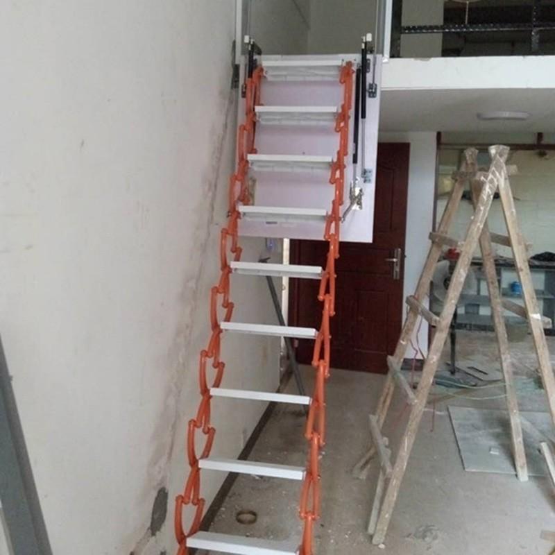 阁楼折叠楼梯