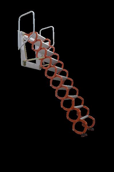手动伸缩楼梯