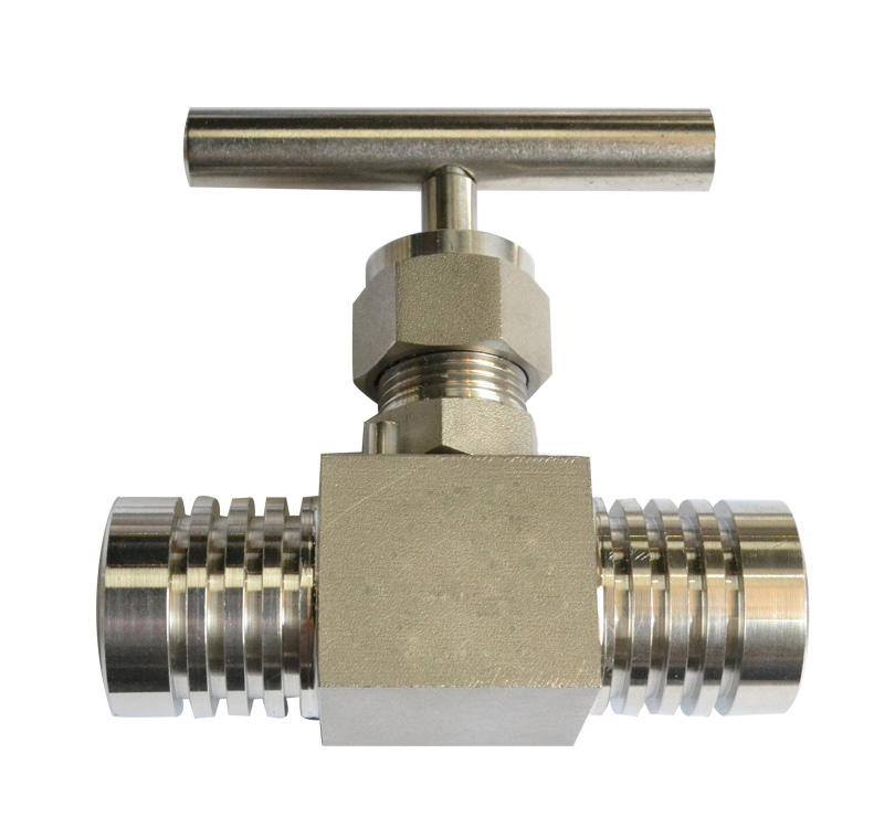 承插焊直型针阀