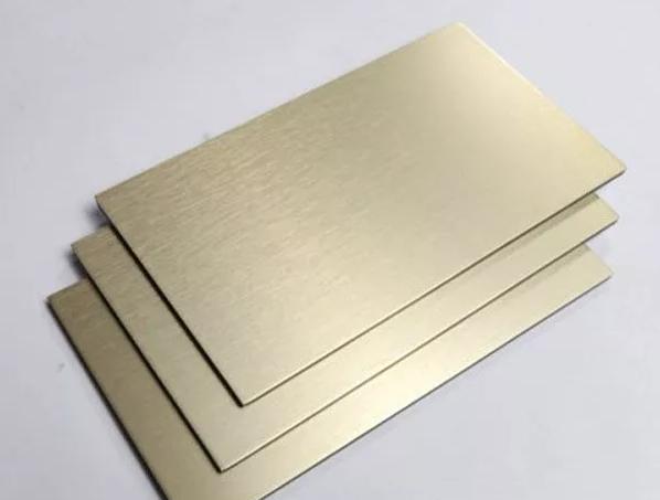 拉丝铝板和普通铝板的区别有哪些?