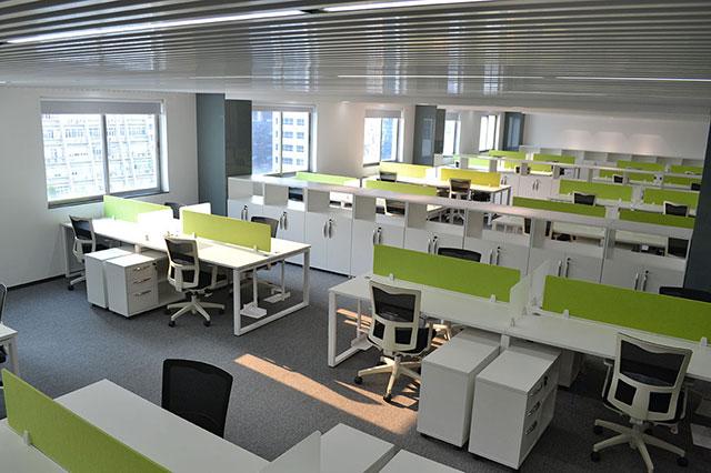让你选择到使用起来比较舒服的办公家具