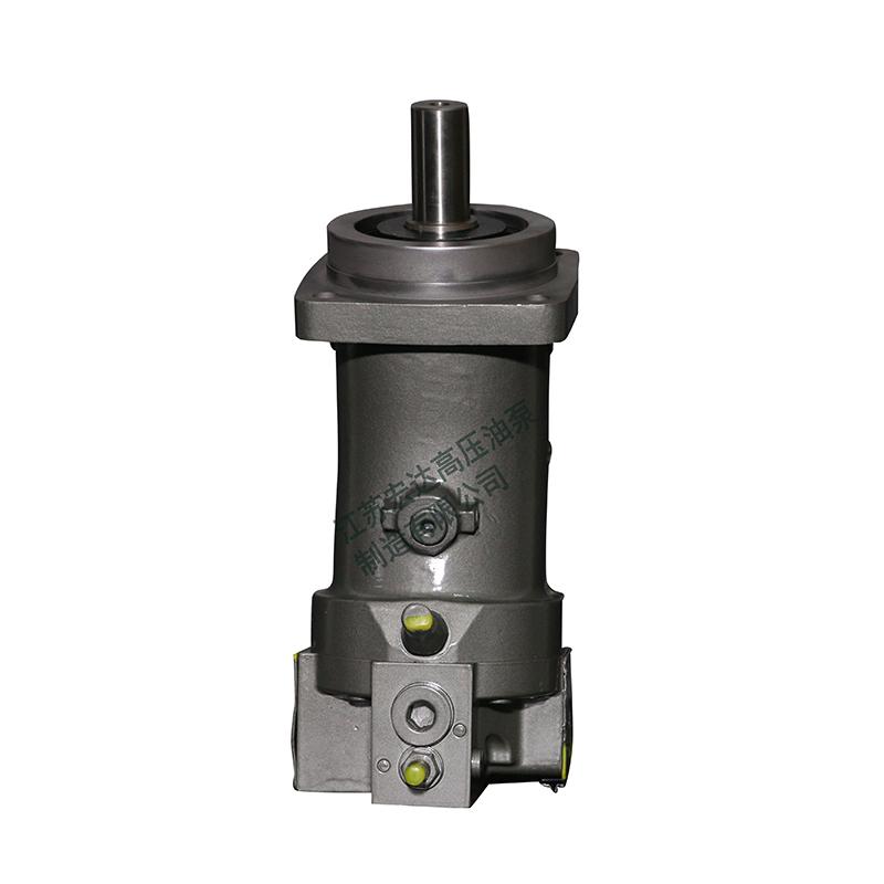 轴向柱塞泵厂家分析油压冲床压力提不高的原因
