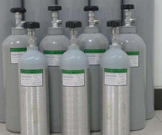 特种气体的相应分类介绍