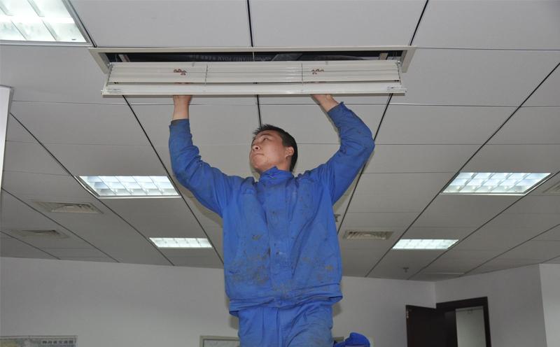 成都商用中央空调安装价格