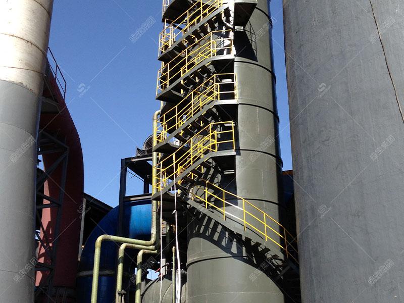 脱硫湿电一体化工程