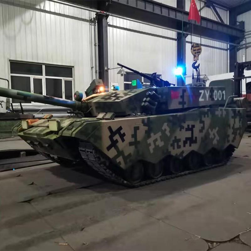 坦克车辆模型