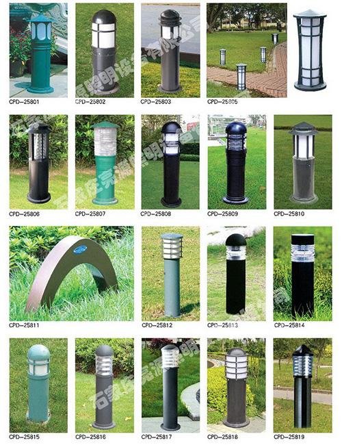 草坪灯在光学系统层面有什么技术性