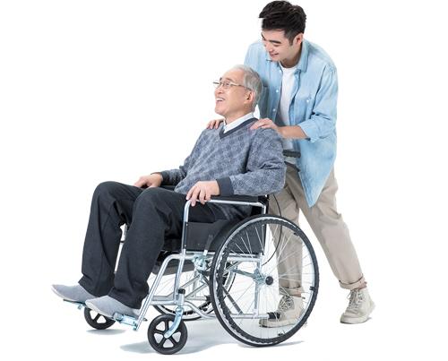 昆都仑老人护理