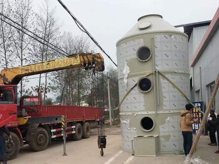 六盘水洗涤塔工厂上门定制