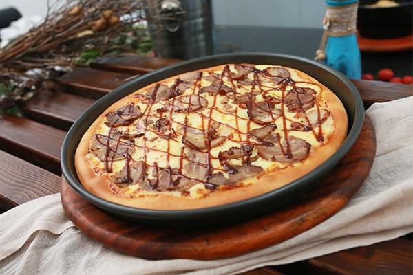 叉烧肉比萨
