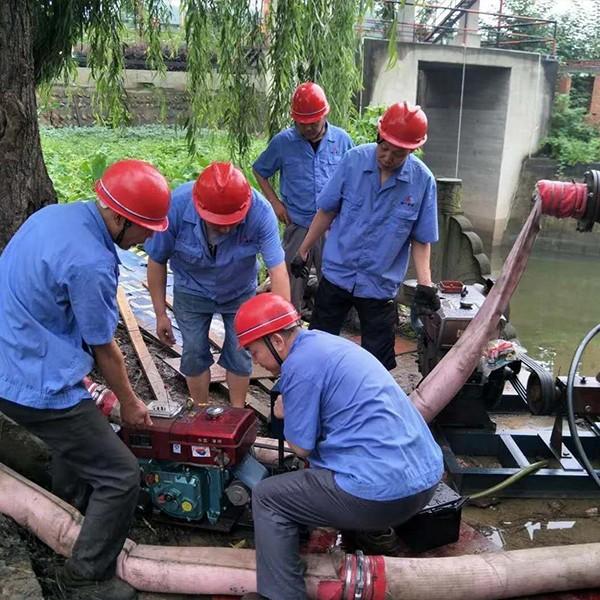 水泵安装使用