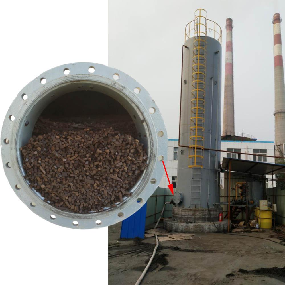 河南省某煤气化厂生产性