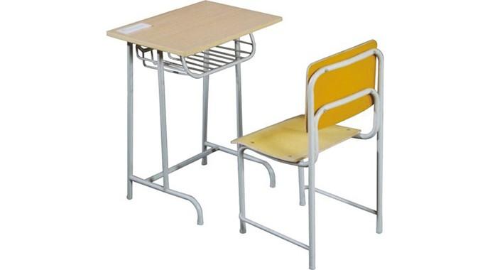现代课桌学校家具